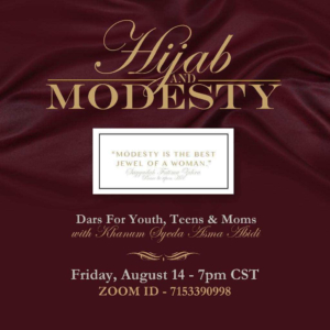 Hijab and Modesty