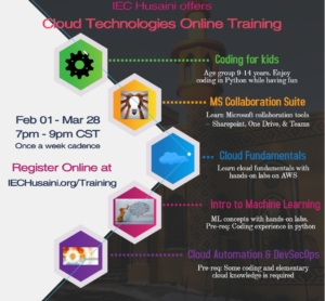 Cloud Technologies Online Training